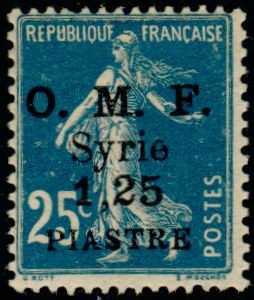 Colnect-881-733--quot-OMF-Syrie-quot---amp--value-on-french-stamp.jpg