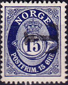 Colnect-1435-632-Posthorn---NORGE---in-Roman-Capitals.jpg