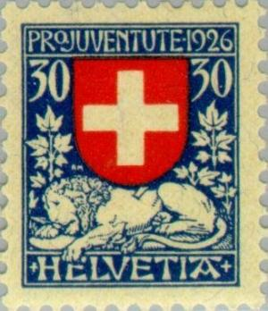 Colnect-139-524-Federal-Coat-of-Arms---Luzern-lion.jpg