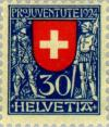 Colnect-139-513-Coat-of-arms-of-Schweiz---medieval-soldiers.jpg