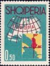 Colnect-2302-678-Map-of-Europe-with-Albania.jpg