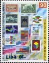 Colnect-703-532-90-Years-of-Liechtenstein-stamps.jpg