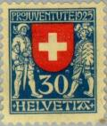 Colnect-139-519-Coat-of-Arms-of-Switzerland-supported-by-farmer-and-knight.jpg
