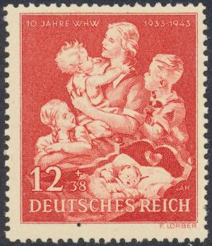 Colnect-2612-266-10-years-WHW-Mother-with-children.jpg